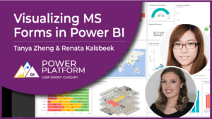 Visualizing MS Forms in Power BI