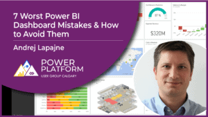7 Worst Power BI Mistakes and How to Avoid Them with Andrej Lapajne