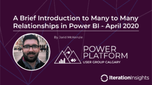 A Brief Introduction to Many to Many Relationships in Power BI Intro Card