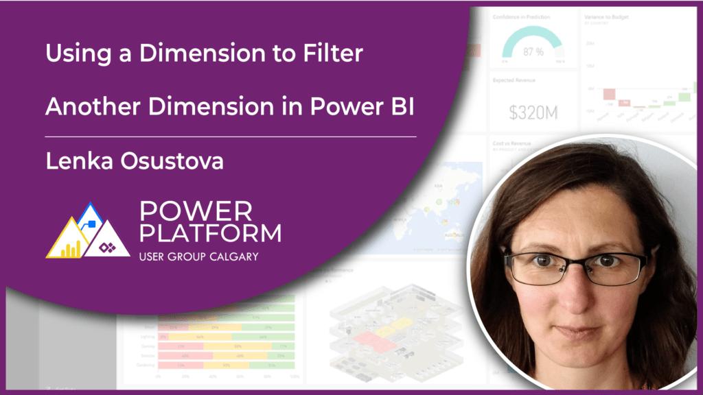 Dimension Filter in Power BI